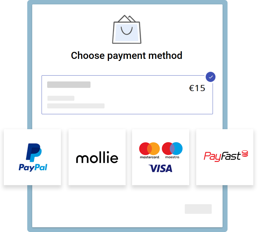 Automate the payment process by activating online payments and save time